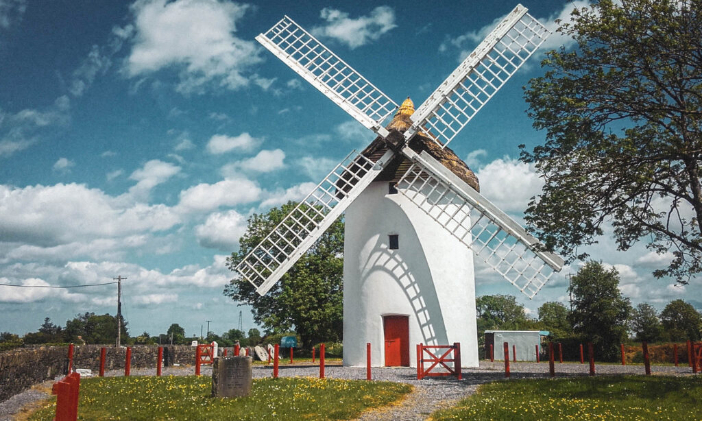 Elphin Windmill photo